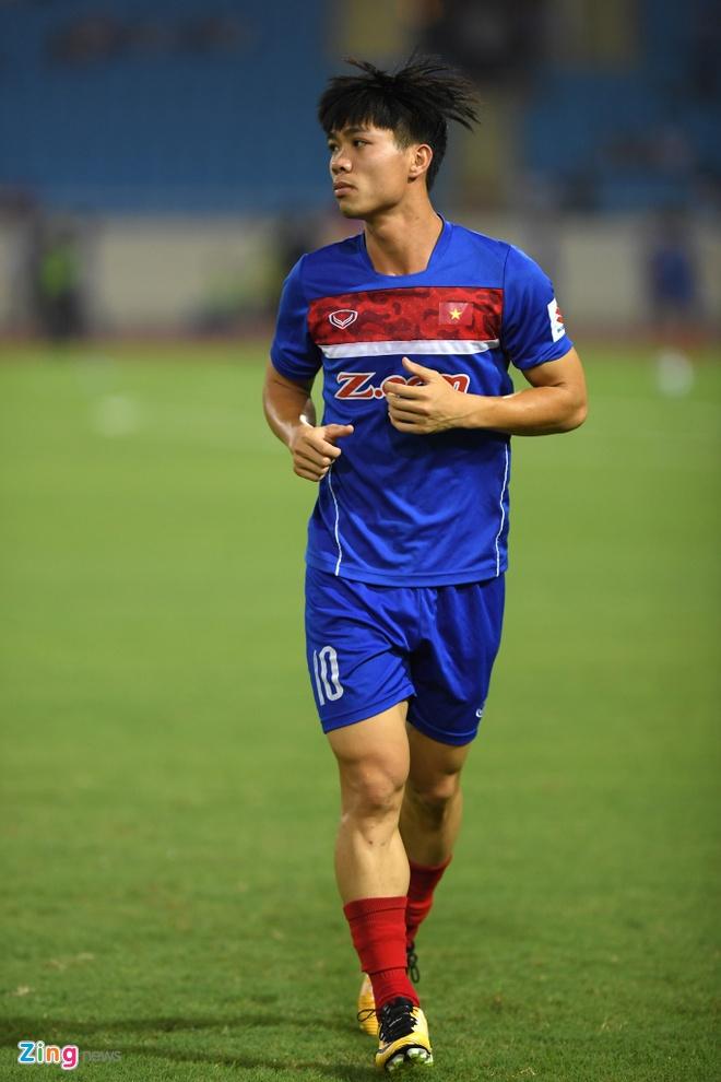 U22 VN vs Ngoi sao K.League (1-0): Van Toan ghi ban hinh anh 18