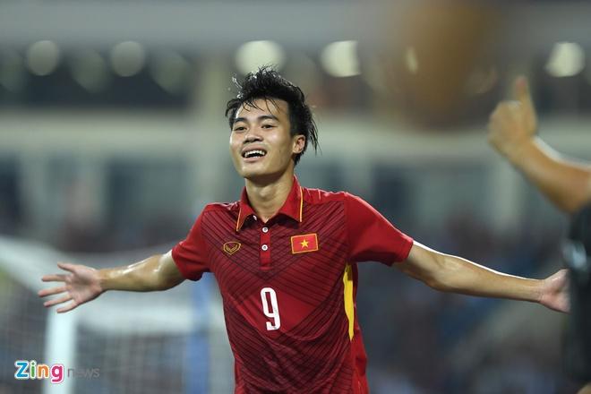 U22 VN vs Ngoi sao K.League (1-0): Van Toan ghi ban hinh anh 33