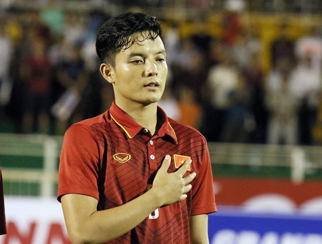 U22 VN vs Ngoi sao K.League (1-0): Van Toan ghi ban hinh anh 10