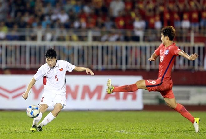 U22 VN vs Ngoi sao K.League (1-0): Van Toan ghi ban hinh anh 12