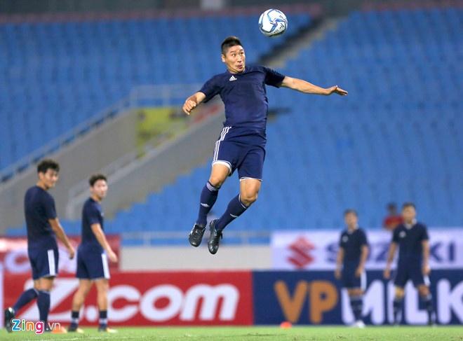 U22 VN vs Ngoi sao K.League (1-0): Van Toan ghi ban hinh anh 21