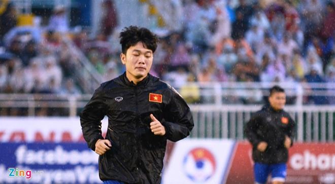 U22 VN vs Ngoi sao K.League (1-0): Van Toan ghi ban hinh anh 6