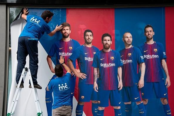Barca go bo hinh anh cua Neymar o san Nou Camp hinh anh 6