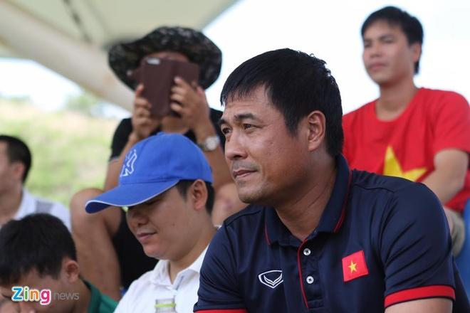 Mokpo vs U22 VN (1-4): Hong Duy, Duc Chinh lap cu dup hinh anh 9