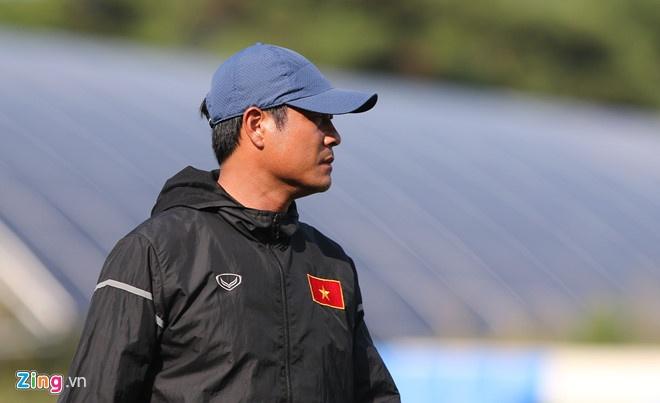 Mokpo vs U22 VN (1-4): Hong Duy, Duc Chinh lap cu dup hinh anh 8