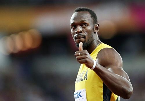 London: Lan cuoi cung cua Usain Bolt hinh anh