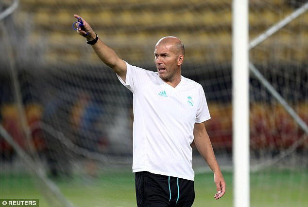 Zidane dau dau khi Mourinho muon chieu mo Bale hinh anh 10