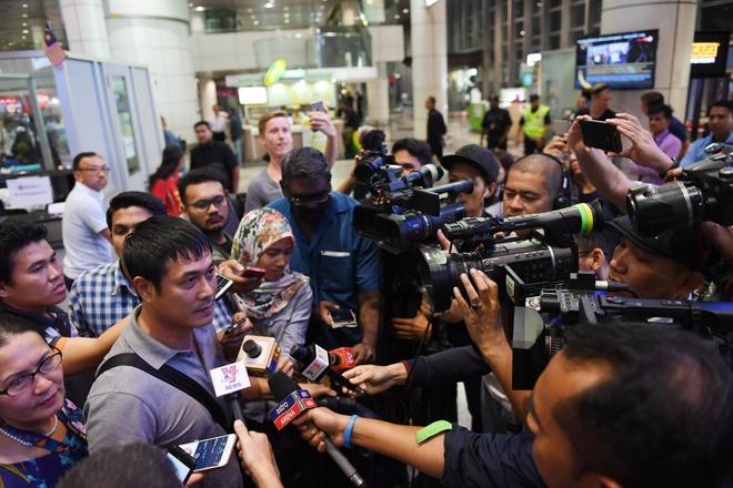 Truyen thong Malaysia san don U22 VN du SEA Games hinh anh