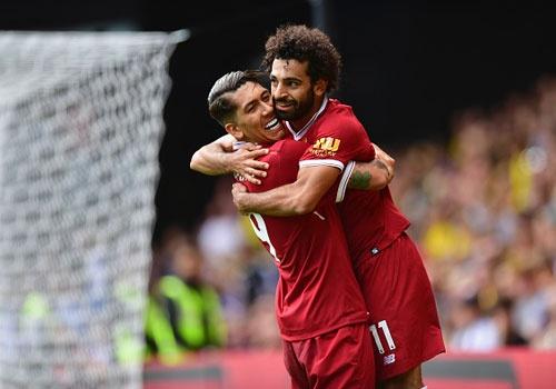 Watford vs Liverpool (3-3): Kich tinh phut bu gio hinh anh