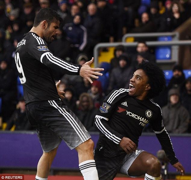Diego Costa: 'Chelsea xem toi nhu toi pham' hinh anh 12