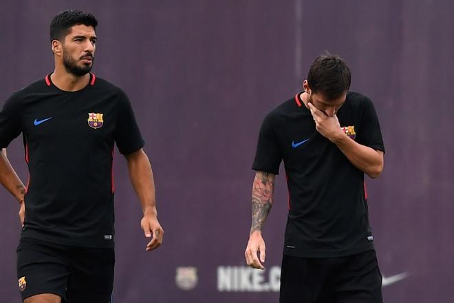 Messi cang thang truoc luot ve sieu cup Tay Ban Nha hinh anh 6