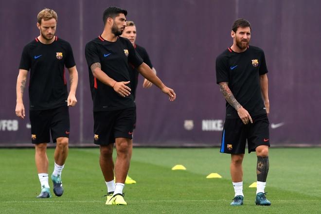 Messi cang thang truoc luot ve sieu cup Tay Ban Nha hinh anh 7