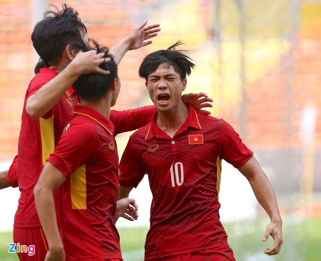 U23 Viet Nam vs U23 Myanmar: Xem ban nang cap cua HLV Park Hang-seo hinh anh 1