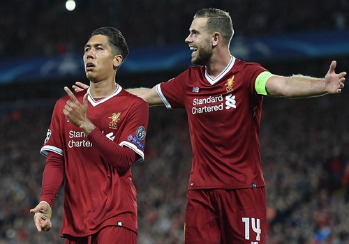 Liverpool gianh ve vong bang Champions League mua nay hinh anh