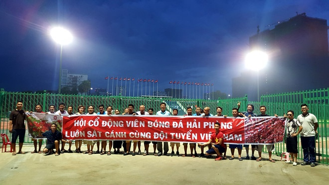 Doi tuyen Viet Nam chat vat thang Campuchia 2-1 hinh anh 8