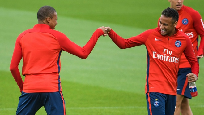 Mbappe tuyen bo giup Neymar gianh Qua bong vang hinh anh 1