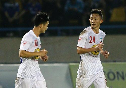 HAGL thang CLB Quang Ninh 4-2 trong tran Ngoc Quang lap cu dup hinh anh