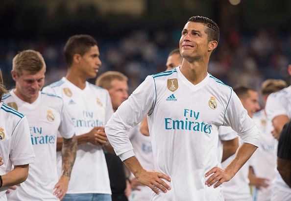 Cau thu Real dong loat len tieng doi bong can Ronaldo hinh anh 1
