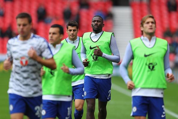Stoke vs Chelsea (0-4): Morata lap hat-trick, solo ghi ban hinh anh 13