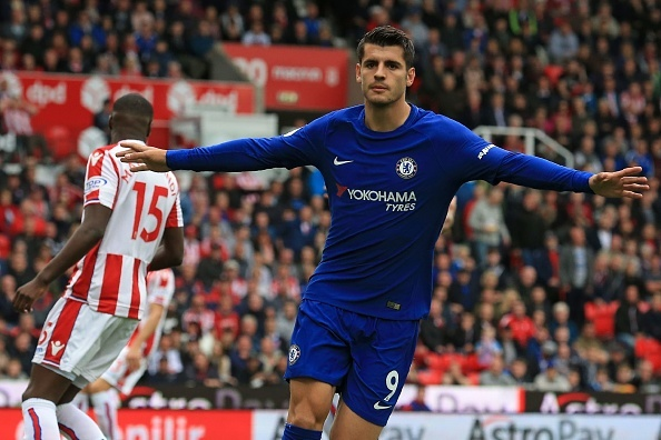 Stoke vs Chelsea (0-4): Morata lap hat-trick, solo ghi ban hinh anh 1