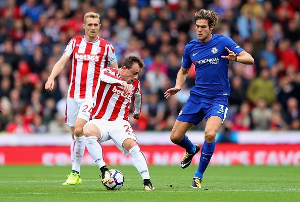 Stoke vs Chelsea (0-4): Morata lap hat-trick, solo ghi ban hinh anh 24