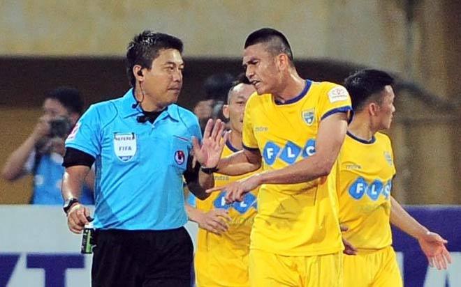 HAGL thua phut 91 trong tran thu mon Vinh Loi nhan the do hinh anh 8