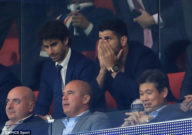 Torres, Costa chup anh cung ngoi sao giup Chelsea thang Atletico hinh anh 5