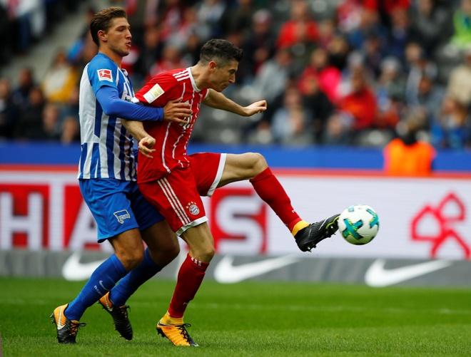 Bayern danh roi chien thang ngay tran dau sa thai Ancelotti hinh anh 1