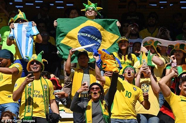 Neymar dut diem te trong tran Brazil doi dau Bolivia hinh anh 4