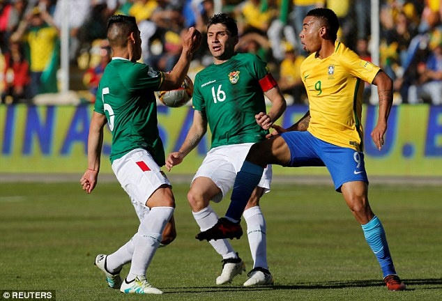Neymar dut diem te trong tran Brazil doi dau Bolivia hinh anh 7
