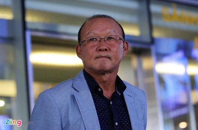 HLV Park Hang-seo: 'Muc tieu cua toi la dua DTVN vao top 100 the gioi' hinh anh 4