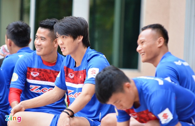 CLB HAGL hoa kich tinh 1-1 truoc doi dau bang Quang Nam hinh anh 6