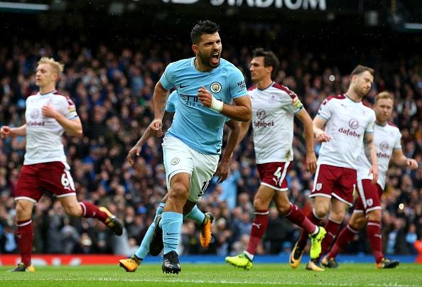 Man City vs Burnley (3-0): Aguero lap ky luc ghi ban hinh anh 23