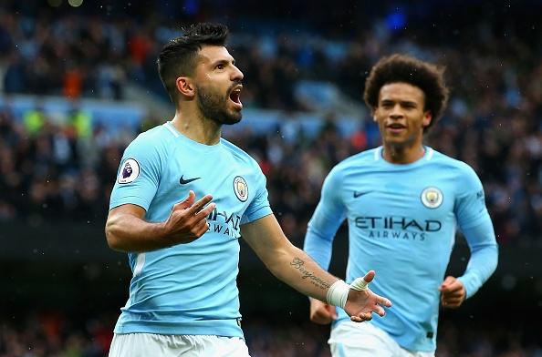 Man City vs Burnley (3-0): Aguero lap ky luc ghi ban hinh anh 24