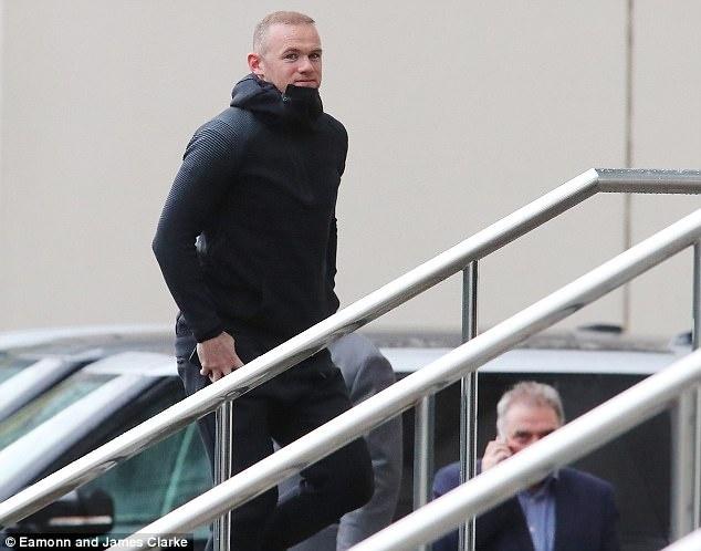 Wayne Rooney hao hung den noi dong quan cua MU hinh anh 1
