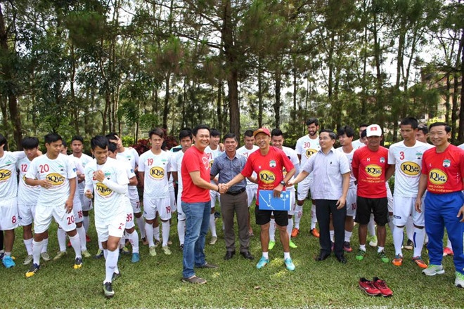 CLB HAGL hoa kich tinh 1-1 truoc doi dau bang Quang Nam hinh anh 7