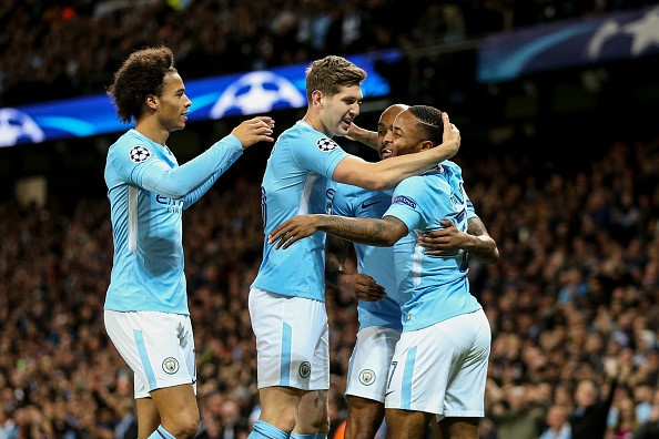 Man City vs Burnley (3-0): Aguero lap ky luc ghi ban hinh anh 6