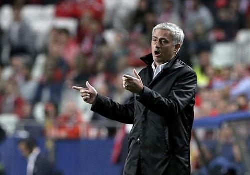 Jose Mourinho: 'Nhung loi chi trich la loi cua toi' hinh anh