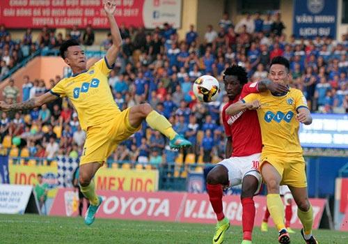 CLB Thanh Hoa thua doi Quang Ninh 3-4 vi hang phong ngu mac sai lam hinh anh
