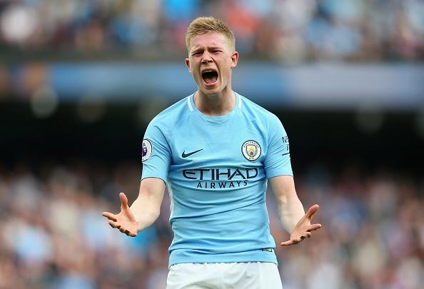 Man City, Tottenham thong tri doi hinh tieu bieu vong 9 Premier League hinh anh