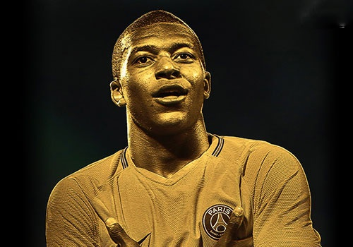 Mbappe doat giai 'Golden Boy' khi vuot Rashford va Dembele hinh anh