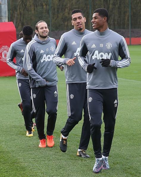 Mourinho tiet lo MU choi toc do nhanh khi gap Tottenham hinh anh 6