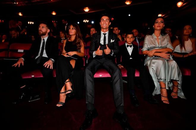 Ronaldo: 'Day con de tro thanh so 1 can tai nang, ren luyen va dam me' hinh anh 5