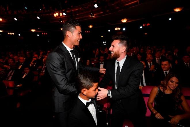 Ronaldo: 'Day con de tro thanh so 1 can tai nang, ren luyen va dam me' hinh anh 4