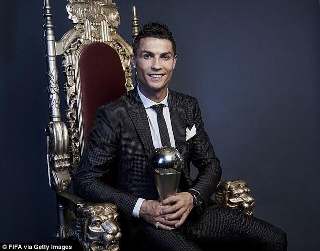 Ronaldo: 'Day con de tro thanh so 1 can tai nang, ren luyen va dam me' hinh anh 8