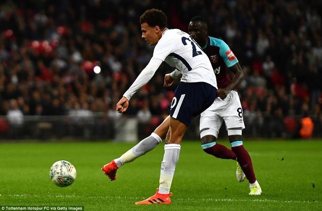 Tottenham thua West Ham 2-3 du dan truoc 2 ban hinh anh 7