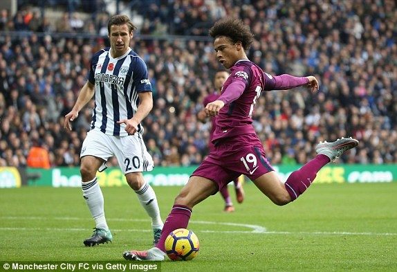 Tran West Brom vs Man City anh 11