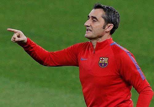 HLV Barca hao huc gap doi bong cu o Champions League hinh anh