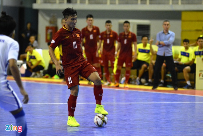 DT futsal VN thua soc Malaysia 1-5 o ban ket Dong Nam A hinh anh 26