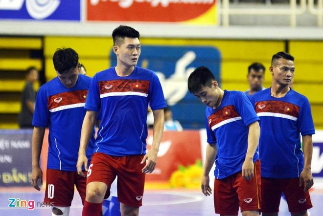 DT futsal VN thua soc Malaysia 1-5 o ban ket Dong Nam A hinh anh 12